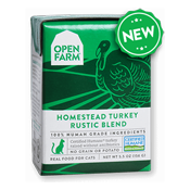 Open Farm: Wet Cat Food - Homestead Turkey Rustic Blend