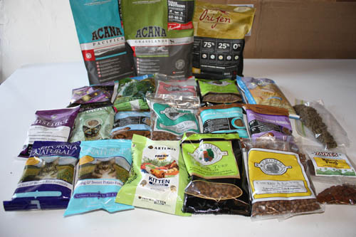 Sample Honest Kitchen Cat Food