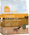 Open Farm: Freeze Dried Dog Food - Harvest Chicken Recipe