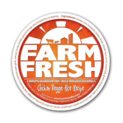 Farm Fresh: COOKED - Chicken & Rice - Fresh Dog Food
