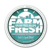 Farm Fresh: COOKED - Duck N Spuds - Fresh Dog Food
