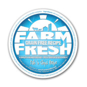 Farm Fresh: COOKED - Fish n Chips - Fresh Dog Food