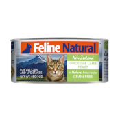 Feline Naturals: Chicken & Lamb Feast - Wet Cat Food