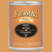 Fromm Chicken & Rice Pate Gold 12.2oz