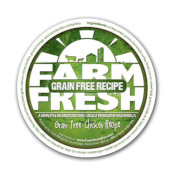 Farm Fresh: COOKED - Chicken n Veggies Fresh Dog Food