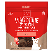 Wag More Bark Less Meatballs Beef Recipe