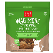 Wag More Bark Less Meatballs Chicken Recipe