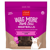 Wag More Bark Less Meatballs Lamb Recipe