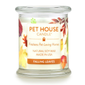 One Fur All Scented Candle - Falling Leaves
