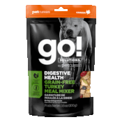Petcurean: GO! DIGESTIVE HEALTH Turkey Meal Mixer for Dogs