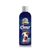 Pet Kiss: CLEAR - Odorless Tasteless Water Additive 16 oz
