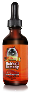 Pet Kiss Hairball Remedy Salmon Flavor for Cats 2oz