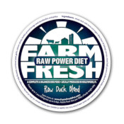 Farm Fresh: RAW - Duck Blend - Fresh Dog Food