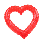 smartpetlove: Snuggle Puppy Teething Heart