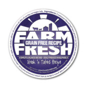 Farm Fresh: COOKED - Steak n Taters - Fresh Dog Food
