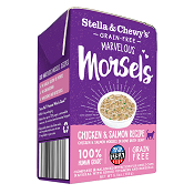 Stella & Chewys - Cat Marvelous Morsels Chicken Salmon 5oz