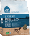 Open Farm: Freeze Dried Dog Food - Surf & Turf Recipe