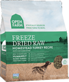 Open Farm: Freeze Dried Dog Food - Homestead Turkey Recipe