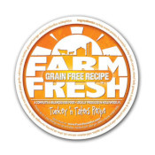 Farm Fresh: COOKED - Turkey n Taters - Fresh Dog Food